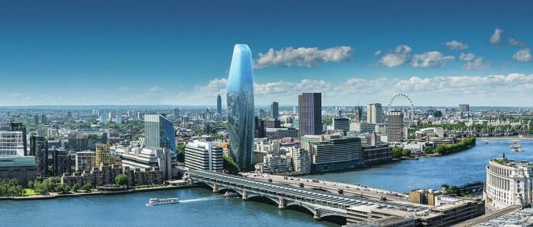 Londons skyline is changing with plans for 200 new skyscrapers